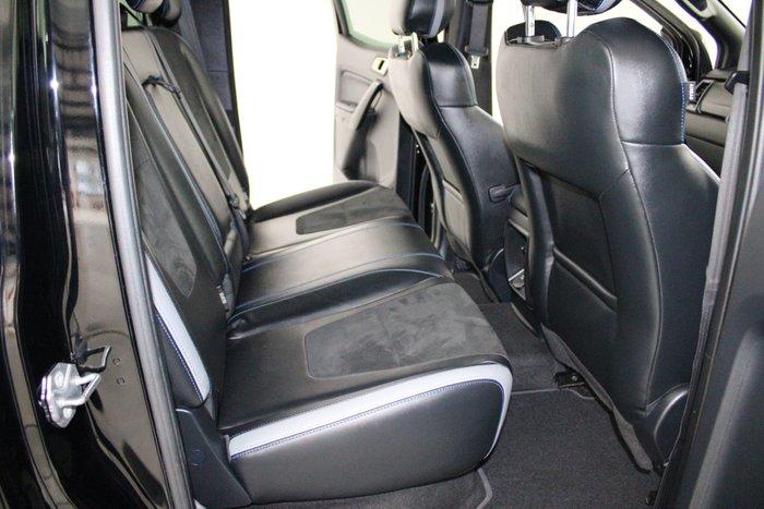 2018 Ford Ranger Raptor PX MkIII MY19 4X4 Dual Range Shadow Black