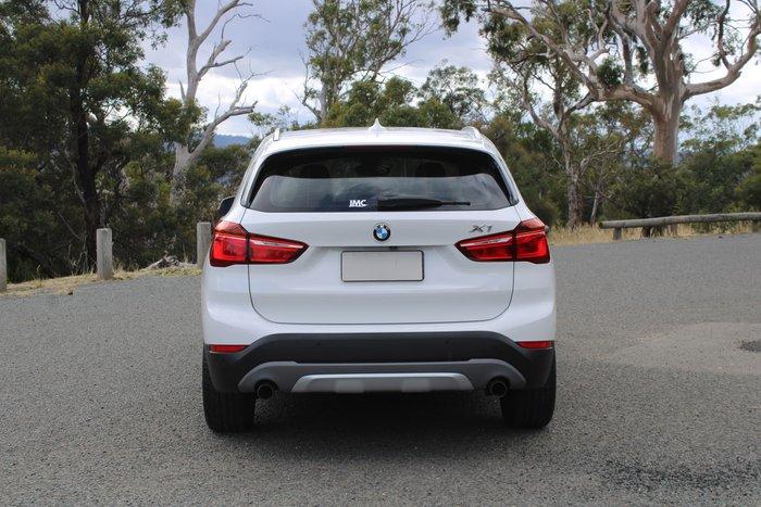 2016 BMW X1 sDrive20i F48 White
