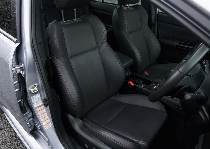 2019 Subaru WRX Premium V1 MY19 AWD Ice Silver