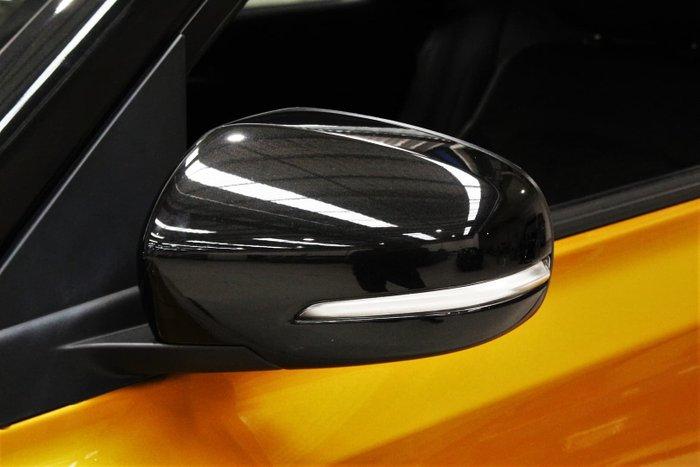 2019 Suzuki Vitara Turbo LY Series II Solar Yellow