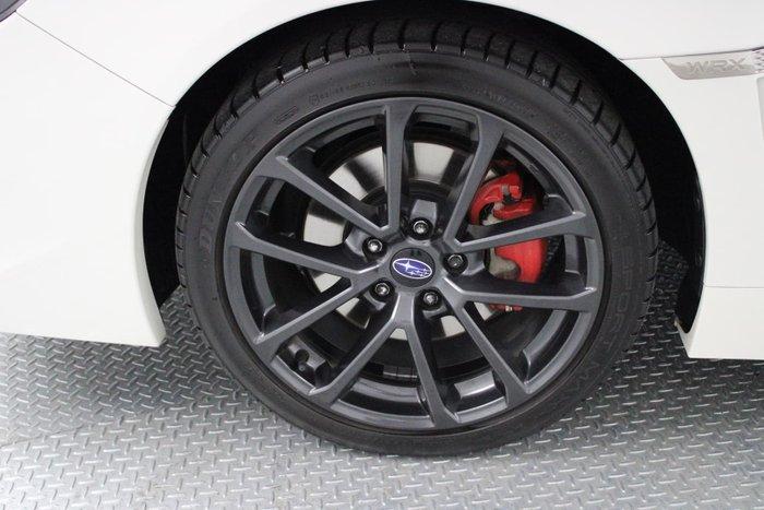 2018 Subaru WRX Premium V1 MY18 AWD Crystal White
