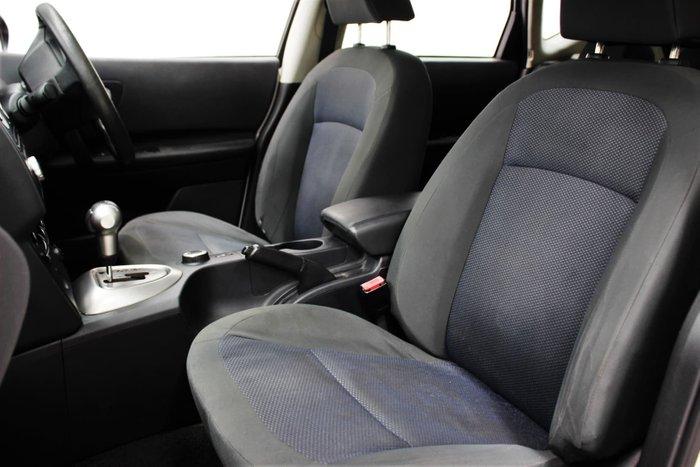 2009 Nissan Dualis ST J10 AWD Artic White
