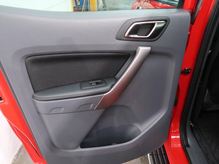 2015 Ford Ranger XLT PX MkII 4X4 Dual Range True Red