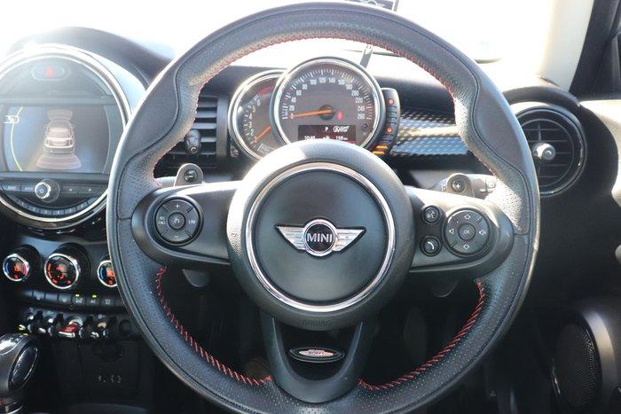 2016 MINI Hatch Cooper S F56 Grey