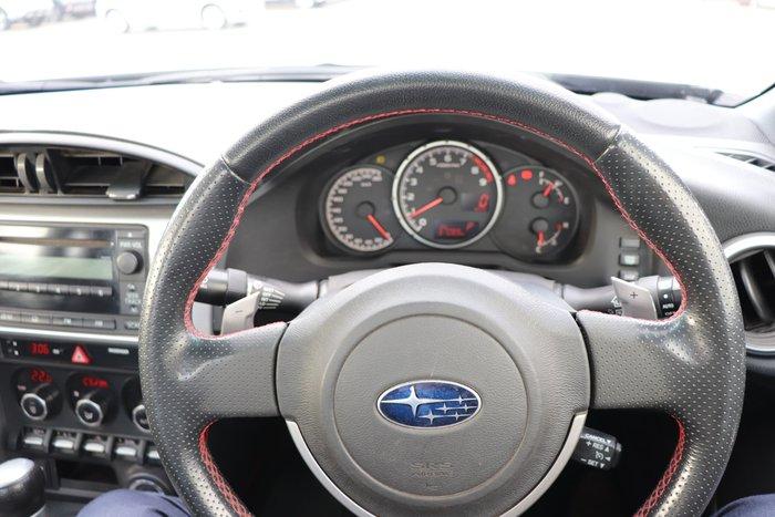 2013 Subaru BRZ Z1 MY14 Satin White Pearl