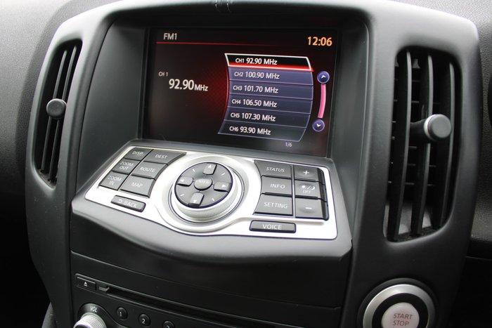 2012 Nissan 370Z Z34 MY13 Brilliant Silver