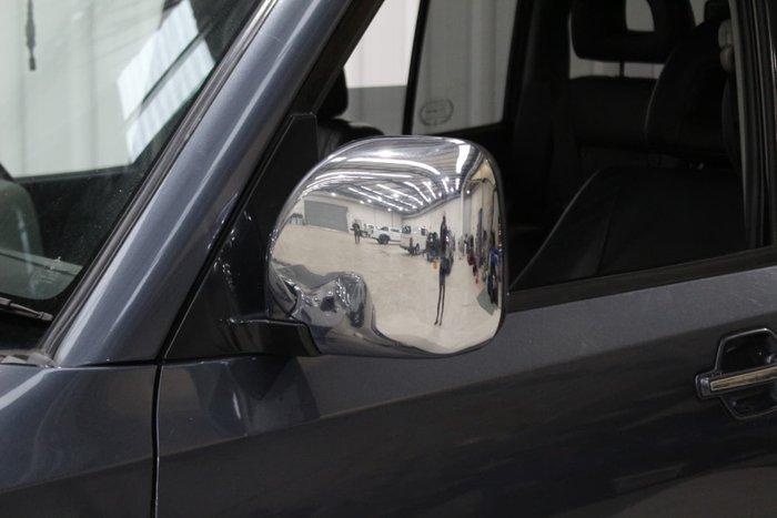 2006 Mitsubishi Pajero Exceed NP MY06 4X4 Grey