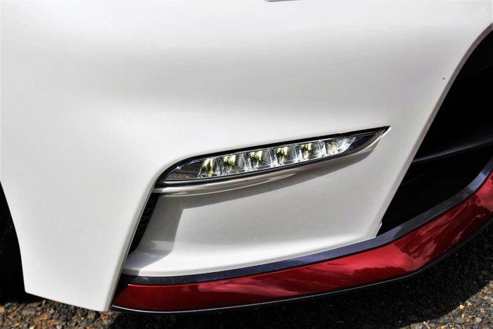 2017 Nissan 370Z NISMO Z34 MY18 Shiro White