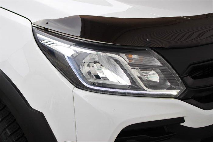 2018 Holden Special Vehicles Colorado SportsCat+ RG MY18 4X4 Dual Range Summit White