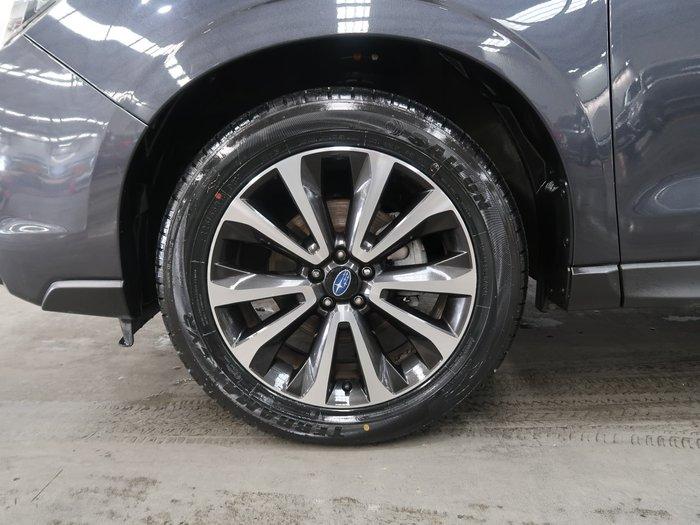 2016 Subaru Forester 2.5i-S S4 MY16 AWD Black