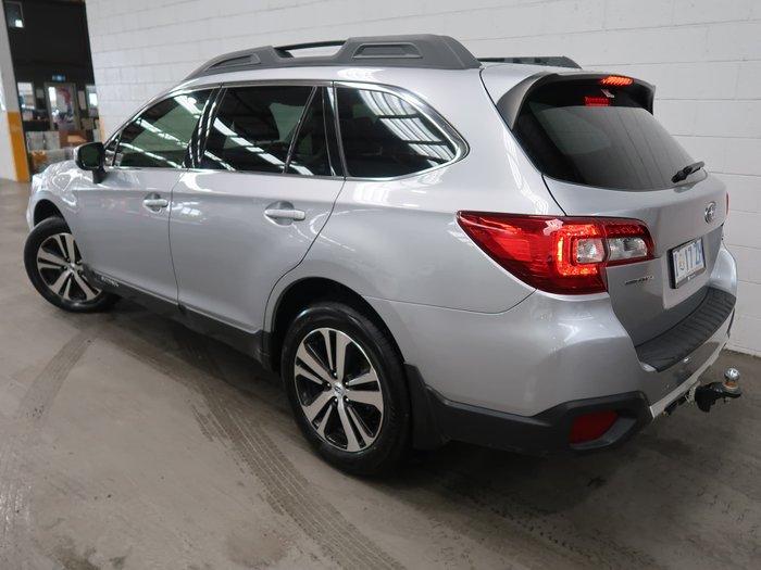 2019 Subaru Outback 2.5i 5GEN MY19 AWD Ice Silver