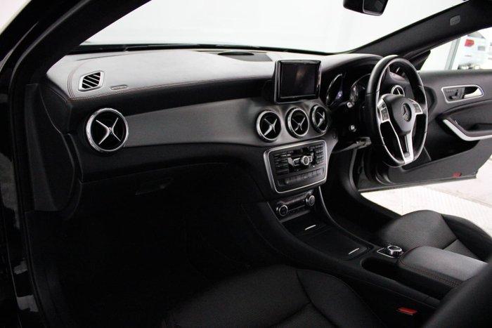 2015 Mercedes-Benz GLA-Class GLA200 d X156 Black