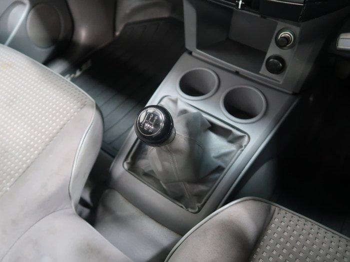 2007 Mazda BT-50 DX UN Highlight Silver
