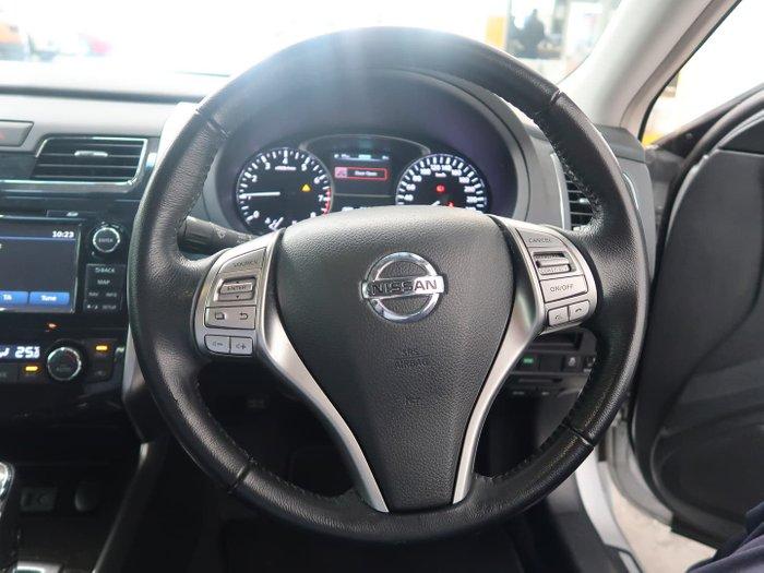 2015 Nissan Altima ST-L L33 Silver