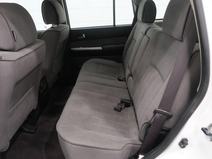 2016 Nissan Patrol ST Y61 4X4 Dual Range White