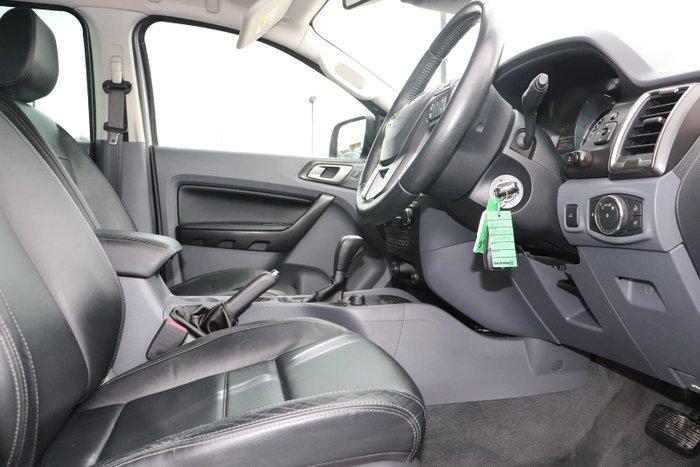 2017 Ford Ranger FX4 PX MkII 4X4 Dual Range Magnetic