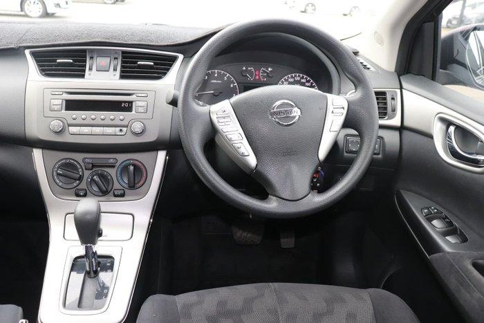 2013 Nissan Pulsar ST B17 Storm Grey