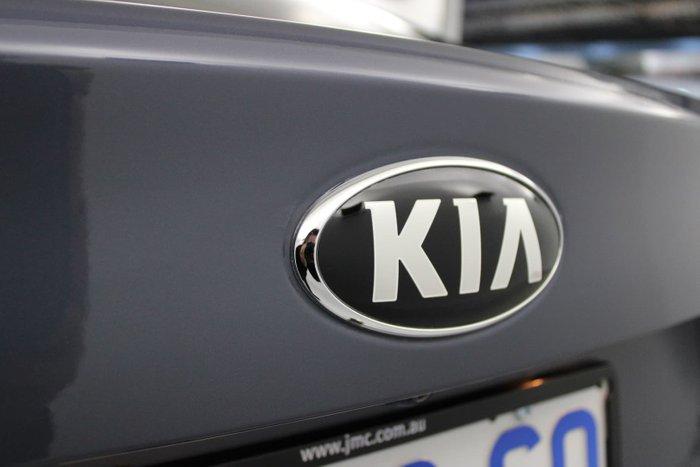 2014 Kia Cerato SLi YD MY15 Blue