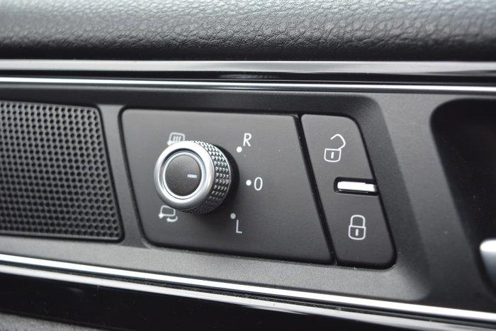 2016 Volkswagen Touareg 150TDI Element 7P MY16 Four Wheel Drive Pure White