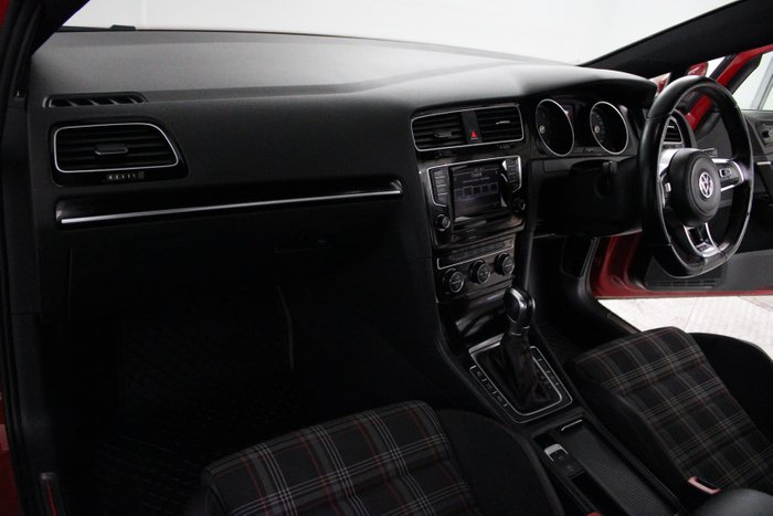 2015 Volkswagen Golf GTI Performance 7 MY15 Tornado Red