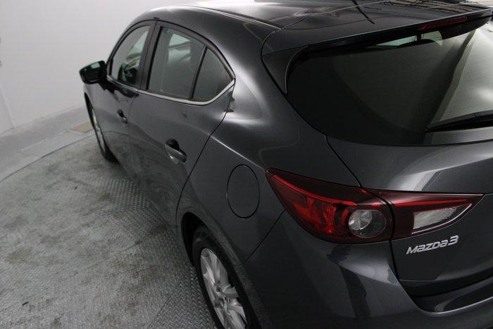 2014 Mazda 3 Maxx BM Series Meteor Grey