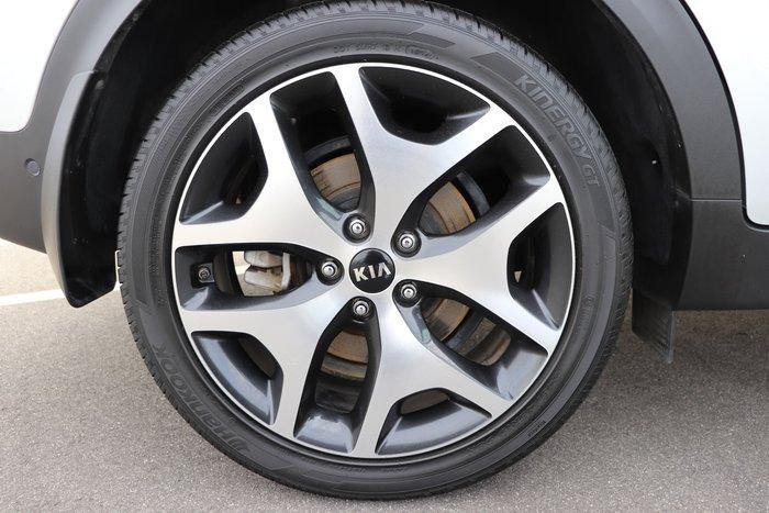 2017 Kia Sportage GT-Line QL MY17 AWD Silver