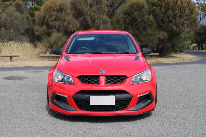2016 Holden Special Vehicles Maloo R8 LSA GEN-F2 MY16 Red