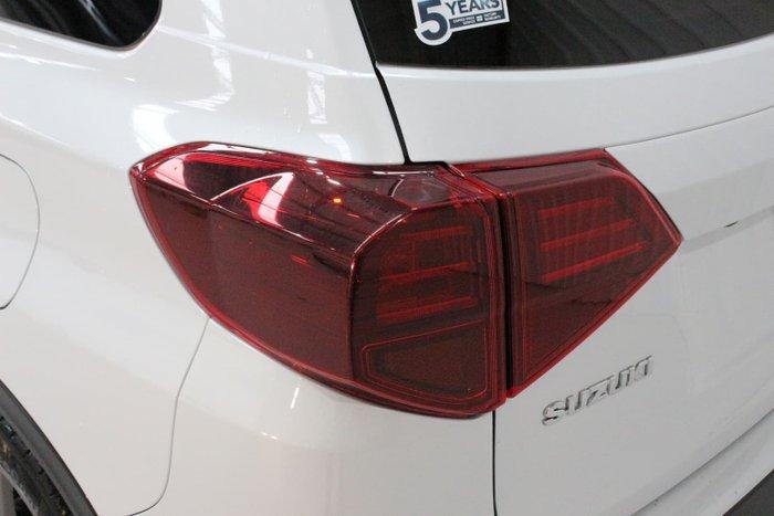 2020 Suzuki Vitara LY Series II Cool White