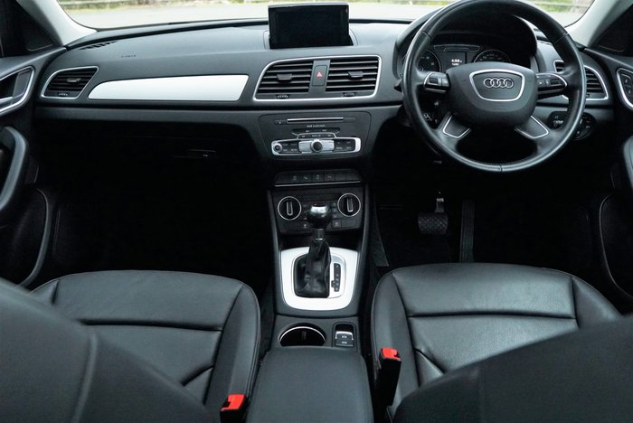 2018 Audi Q3 TFSI 8U MY18 White