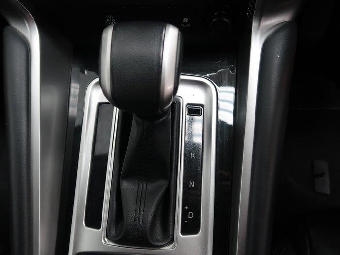 2018 Mitsubishi Pajero Sport GLS QE MY18 4X4 Dual Range Titanium