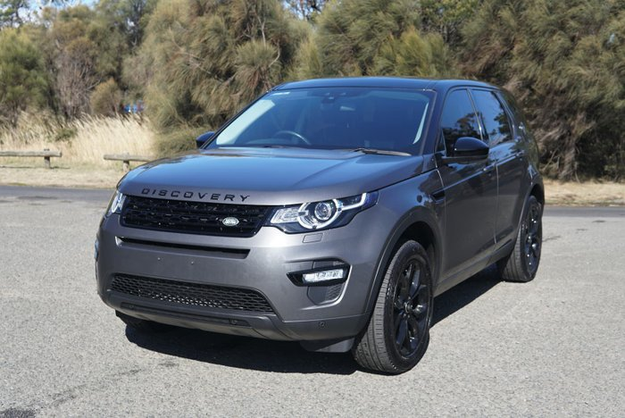 2015 Land Rover Discovery Sport TD4 SE L550 MY16 4X4 Constant Grey