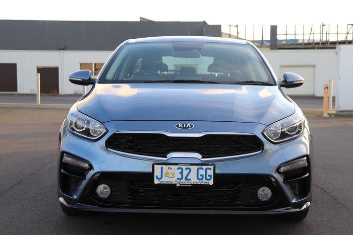 2020 Kia Cerato S BD MY21 Blue