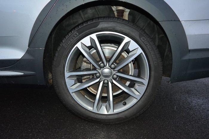 2017 Audi A4 allroad B9 MY17 Four Wheel Drive Silver