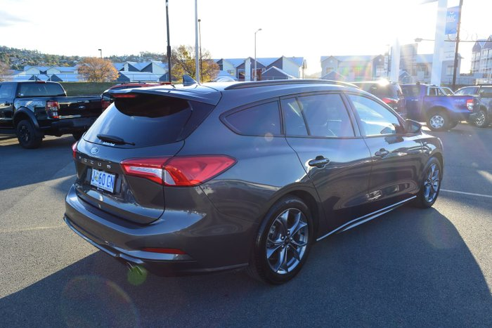 2019 Ford Focus ST-Line SA MY20.25 Magnetic