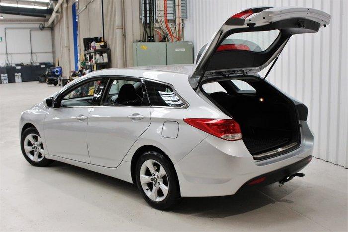 2011 Hyundai i40 Active VF Silver