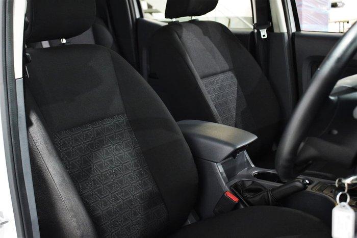 2017 Ford Ranger XL PX MkII MY18 4X4 Dual Range Frozen White