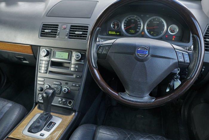 2007 Volvo XC90 MY07 4X4 On Demand Silver