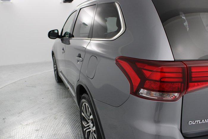 2020 Mitsubishi Outlander ES ZL MY20 AWD Titanium