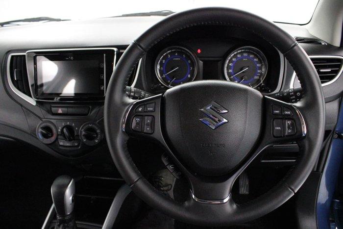 2020 Suzuki Baleno GL EW Series II Stargaze Blue