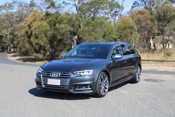 2018 Audi S4 B9 MY18 Four Wheel Drive Grey