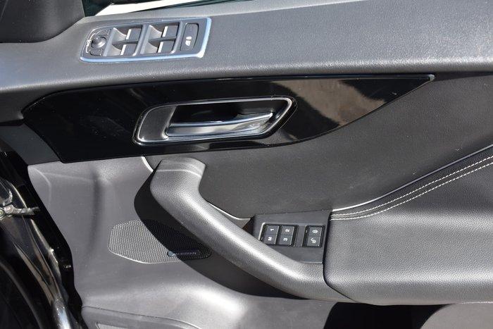 2017 Jaguar F-PACE 30d R-Sport X761 MY18 AWD Black