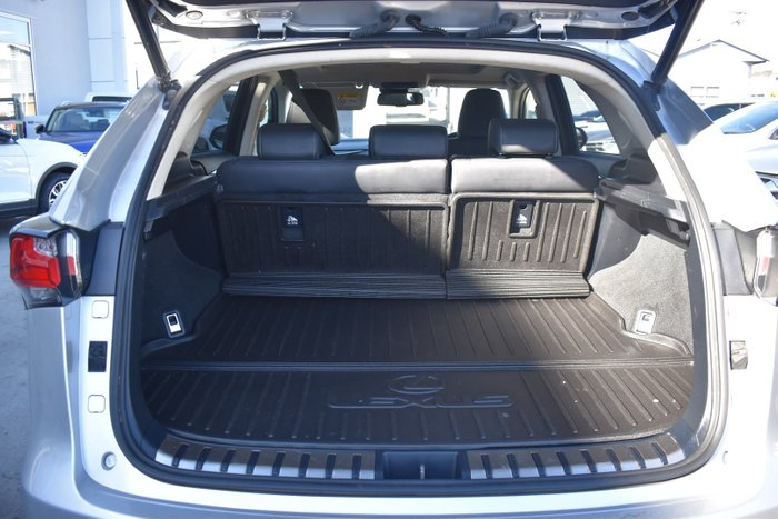 2017 Lexus NX NX200t Luxury AGZ15R AWD Silver