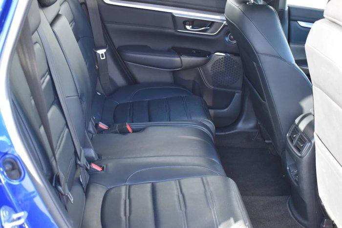 2019 Honda CR-V VTi-L RW MY19 Brilliant Sporty Blue