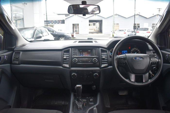 2018 Ford Ranger XL PX MkII MY18 4X4 Dual Range Frozen White