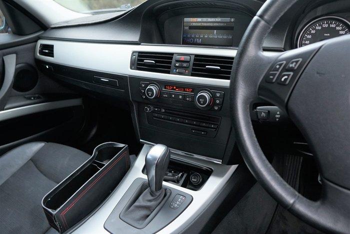2008 BMW 3 Series 320i E90 MY08 Silver