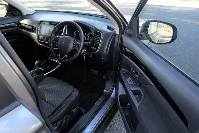 2019 Mitsubishi Outlander ES ZL MY20 AWD Titanium