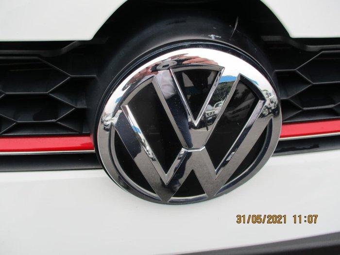 2015 Volkswagen Golf GTI 7 MY15 Pure White
