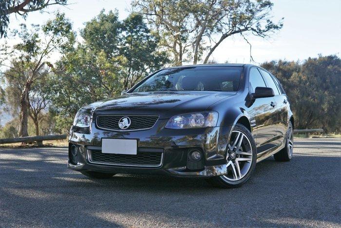 2012 Holden Commodore SV6 VE Series II MY12 Phantom