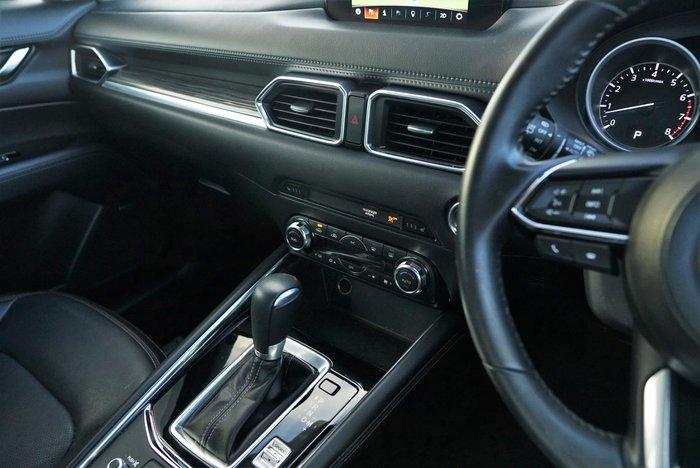 2018 Mazda CX-5 Akera KF Series AWD Blue