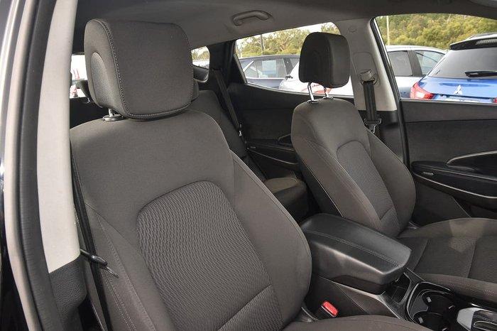 2014 Hyundai Santa Fe Active DM2 MY15 4X4 On Demand Black